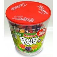 SWIZZELS Fruity Pops x120+10
